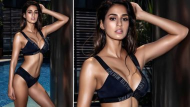 Disha Patani is Back to Flaunting her Love for Calvin Klein and Her Recent Picture is Piping Hot